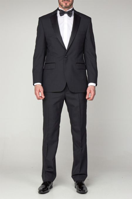 Slim Fit Dress Suit Trouser
