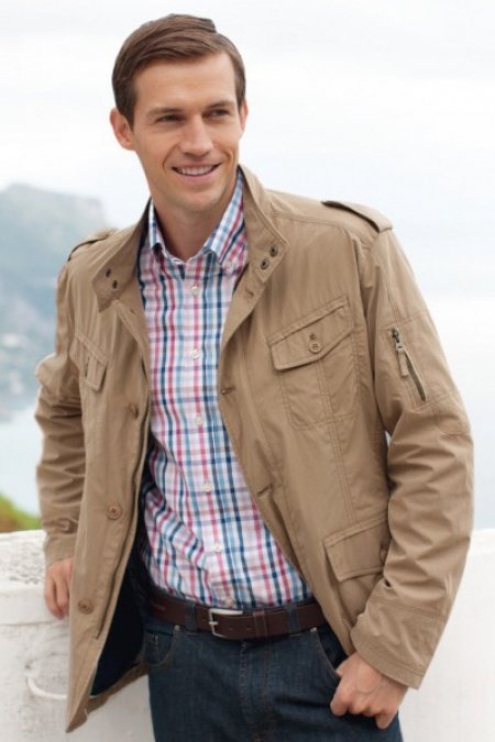 Starling Utility Jacket by Brook Taverner