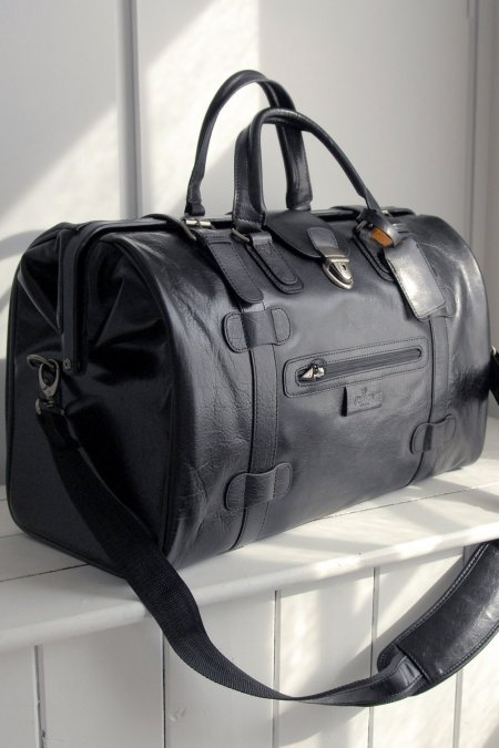 Stylish Mens Gladstone Bag.