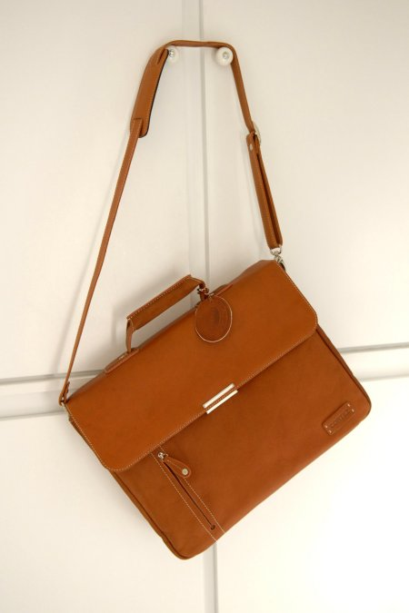 Stylish Mens Leather Briefcase.
