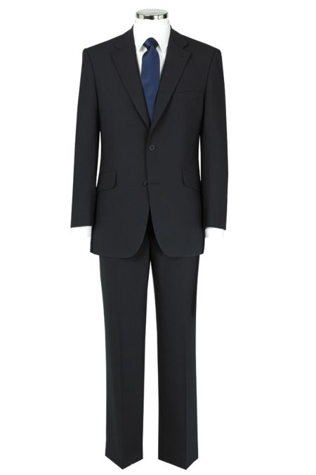 Tailored Fit Suit by Scott