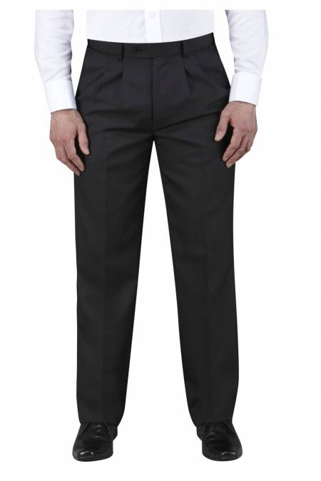Waterford Twin Pleat Trousers
