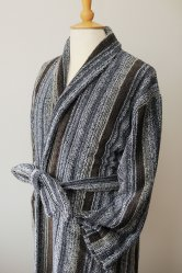 Basle Cotton Towelling Dressing Gown