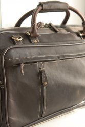Classic Leather Holdall