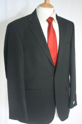 Douglas Visconti Self Stripe Suit Jacket