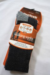 Dual Skin Walking Socks