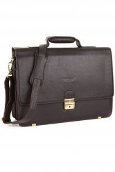 Extra Soft Leather Briefcase