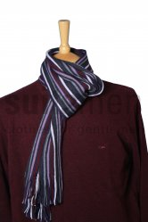 Folkspeare Men's Autumn Stripey Scarf