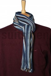 Folkspeare Men's Colourful Stripe Scarf