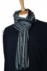 Folkspeare Men's Winter Stripey Scarf
