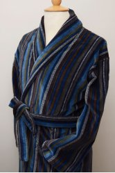 Houston 100% Cotton Velour Dressing Gown