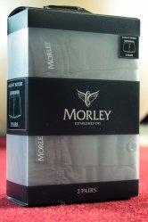 Morley 2 pack Jersey Trunk