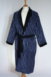 Oxford Dressing Gown