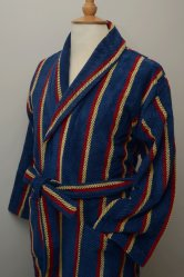 Redford 100% Cotton Velour Dressing Gown
