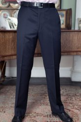 Scott Plain Fronted Trousers