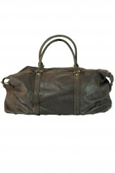 Sheep Leather Weekend Travel Bag