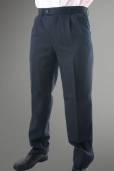 Skopes Double pleated Wool Trouser