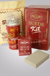 Suede guard kit
