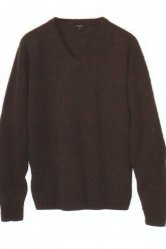 Wolsey Lambswool V Sweater